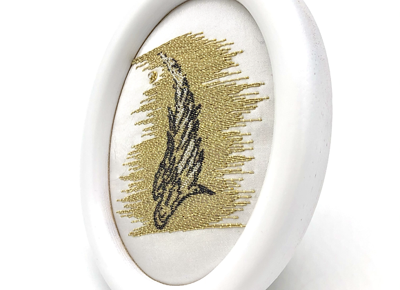 """Wall Decor """"Angelwing"""" Gold & Brillant"""