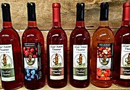 Lake Nokomis Cranberry/Fruit wine