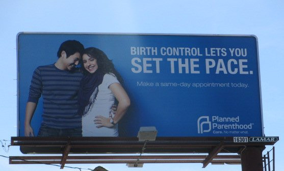plannedp billboard