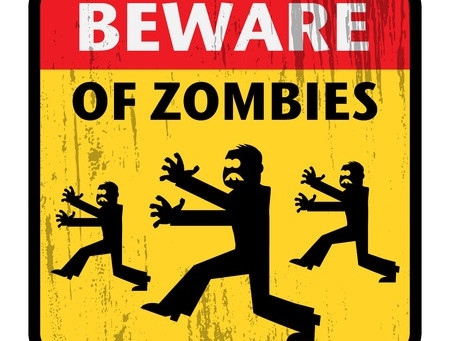 What I Learned about Zombie Movies and How it Can Save Your Marriage