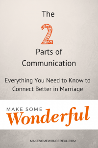 2 parts of communication cover
