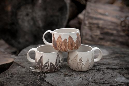 """Mug """"feuillages"""""""