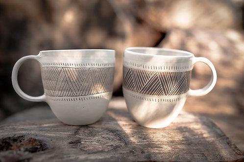 """Mug """"Tribal"""""""