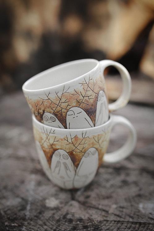 "Mug ""Druides"""