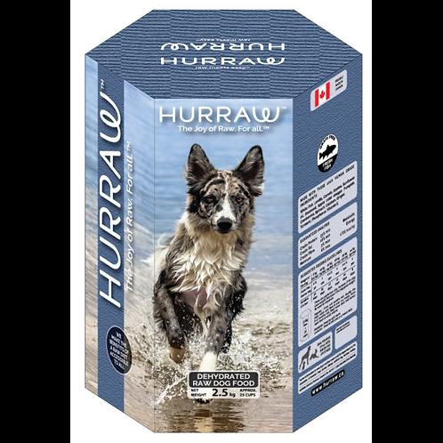 Hurraw Dog Dehydrated Raw 2.5kg