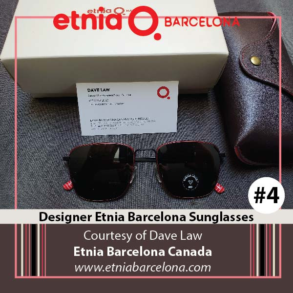 Etnia Bacelona Sunglasses 1