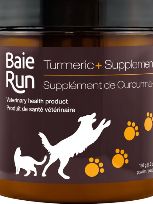 Baie Run Dog Turmeric+ Supplement