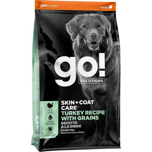 GO! Skin & Coat Turkey Recipe with Grain