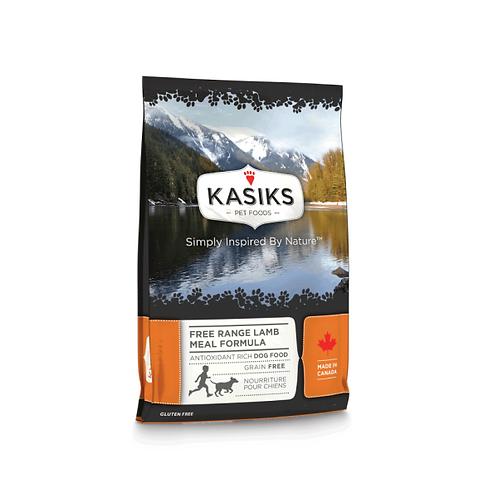 Kasiks Dog GF Free Range Lamb