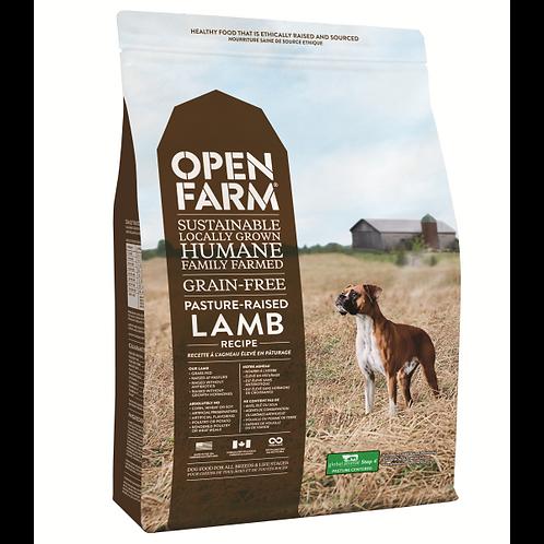 Open Farm Dog Pasture Lamb 24 lb