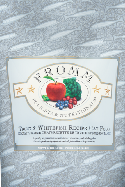 Fromm Cat Four-Star Trout & Whitefish