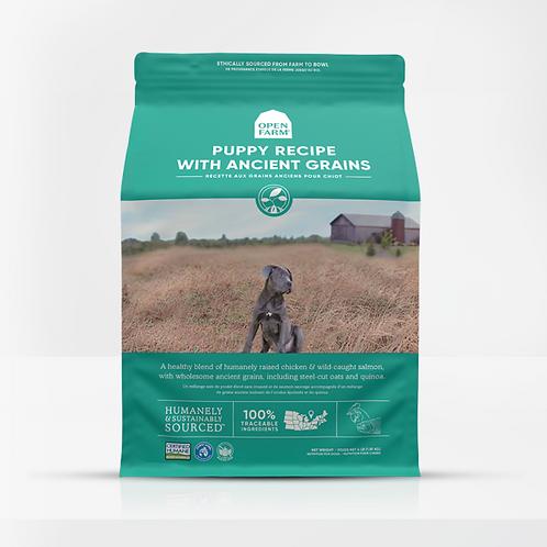 Open Farm Dog Puppy Ancient Grain 4 lb