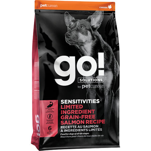 GO! Sensitivities LID GF Salmon