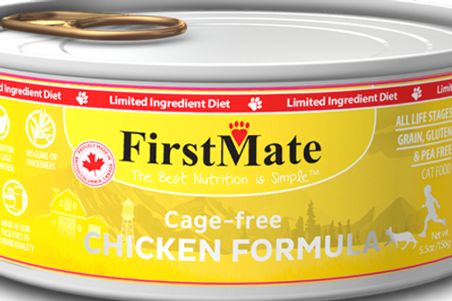 FirstMate Cat LID GF Cans 5.5 oz