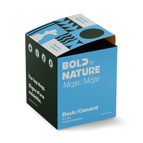 Bold by Nature Dog Mega Duck