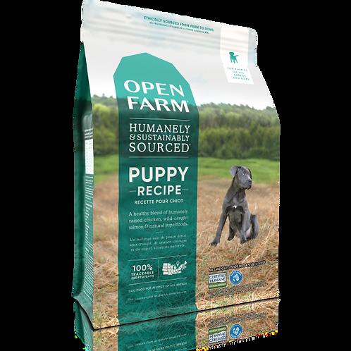Open Farm Dog Puppy 24 lb