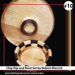 Chip Dip Set by Robert Merrick