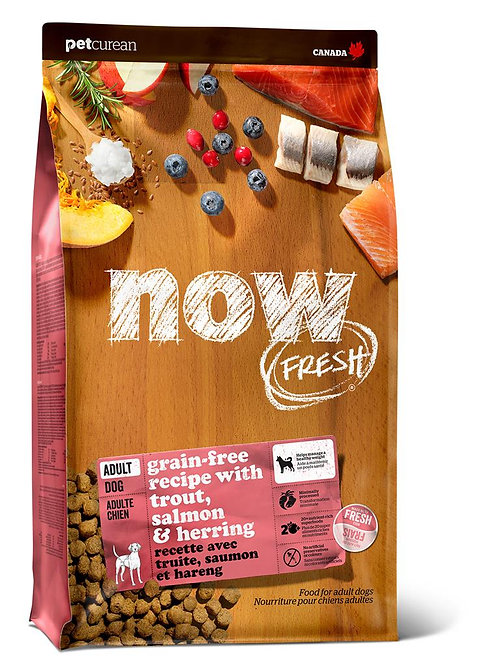 NOW Trout Salmon & Herring Adult