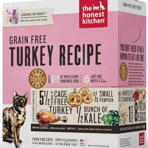 HK Cat Dehydrated GF Turkey