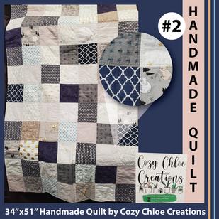 Cozy Chole Quilt