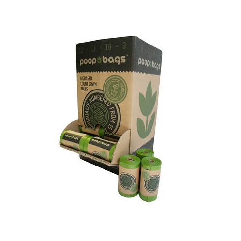 Original Biodegradable PoopBags Individual