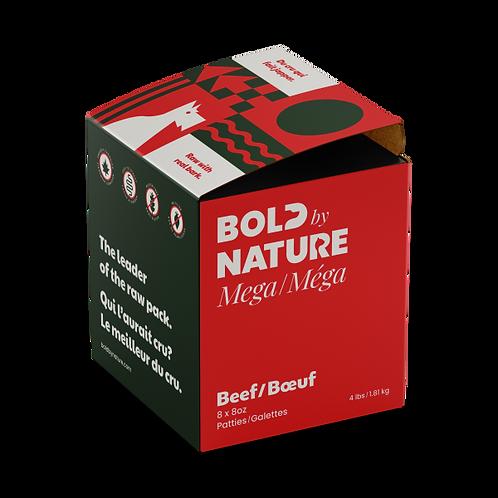 Bold by Nature Dog Mega Beef