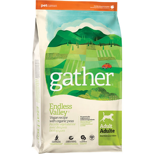 Gather Endless Valley Vegan Recipe Adult