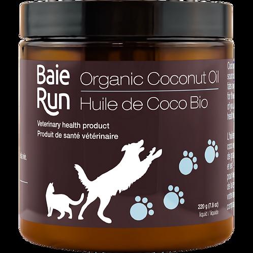 Baie Run Dog/Cat Organic Coconut Oil