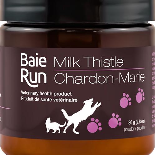 Baie Run Dog/Cat Milk Thistle 80 g