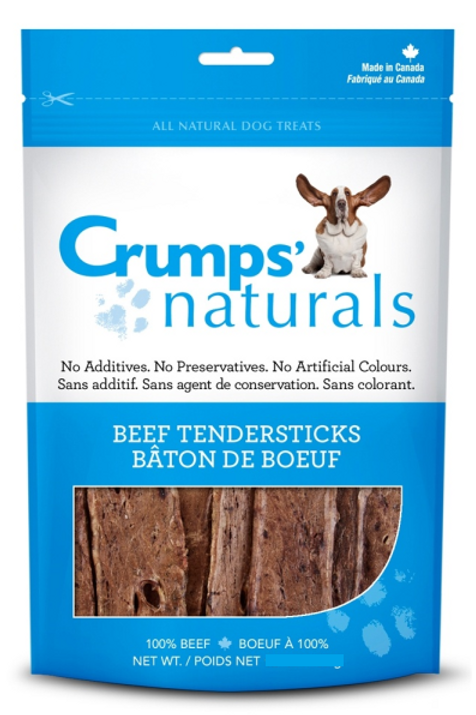 Crumps' Naturals Dog Beef Tendersticks 8.8 oz