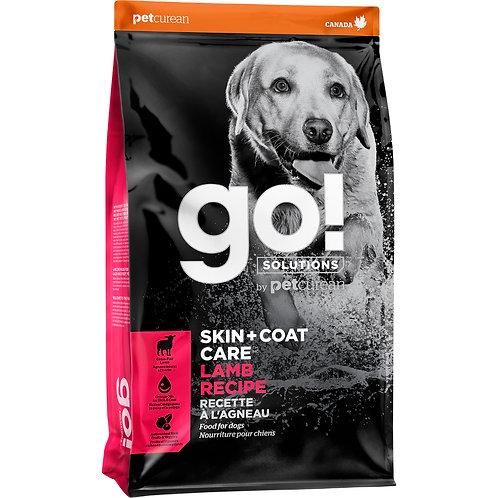 GO! Skin & Coat Lamb Recipe