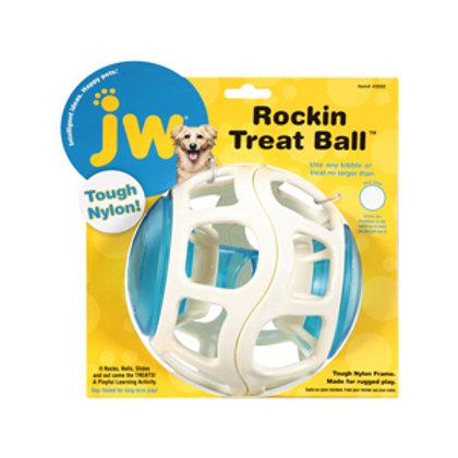JW Rockin Treat Ball