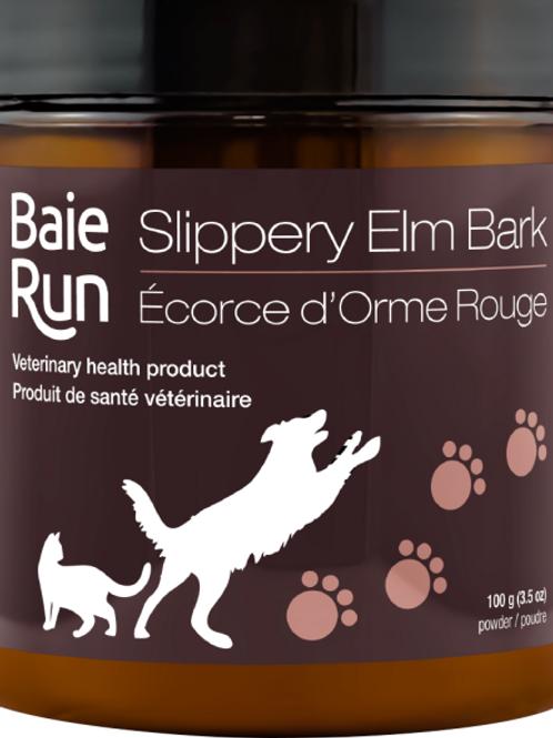 Baie Run Dog/Cat Slippery Elm Bark 100 g