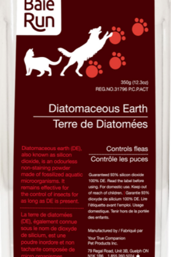 Baie Run Diatomaceous Earth Oral