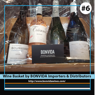Bonavida Wine Basket