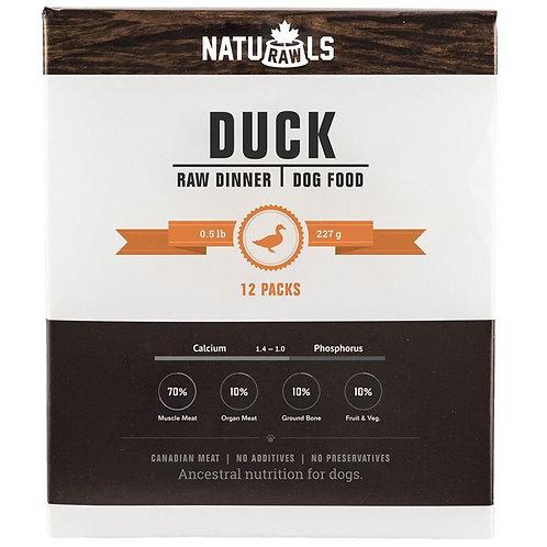 Naturawls Raw Duck & Veggie 12/227GM