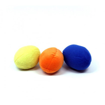 Squeaking Eggs set of 3