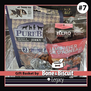 Bone & Biscuit Legacy Basket