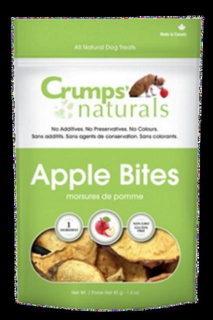 Crumps' Naturals Dog Apple Bites 3.5 oz