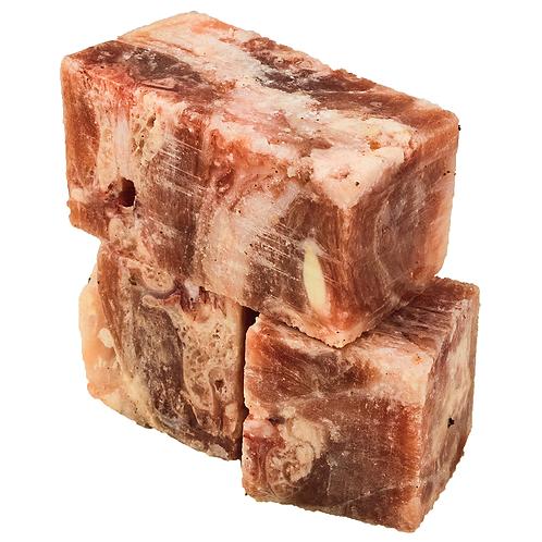 K9 CHOICE Frozen - Turkey Neck Bites 15LB