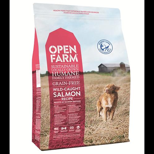 Open Farm Dog Wild Salmon 24 lb
