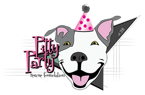 Pitty Party Rescue Foundation Logo
