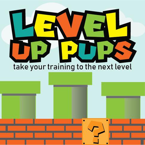 LEVEL UP PUPS