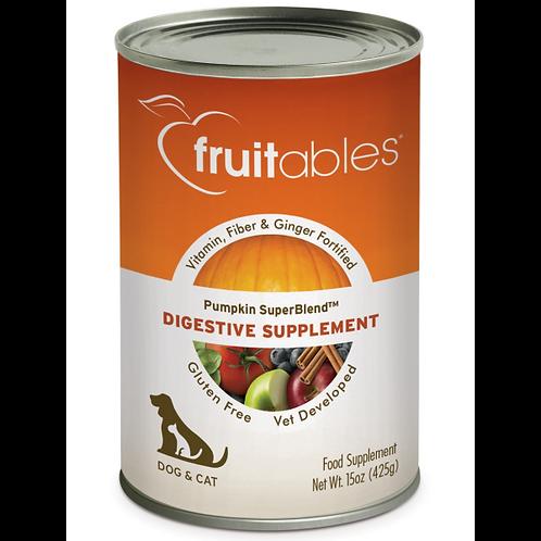 Fruitables Dog/Cat Pumpkin Digestive Supplement 425 g