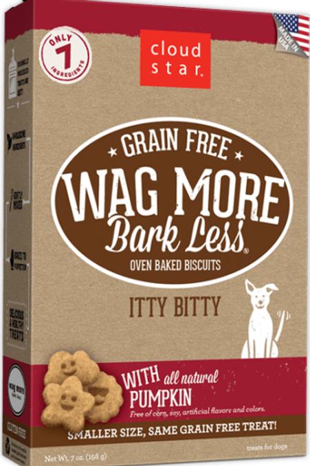 WMBL Itty Bitty Oven Baked GF Treats 7 oz