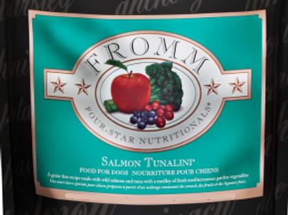 Fromm Dog Four-Star GF Salmon Tunalini