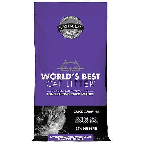 World's Best Multiple Cat Scented Clumping