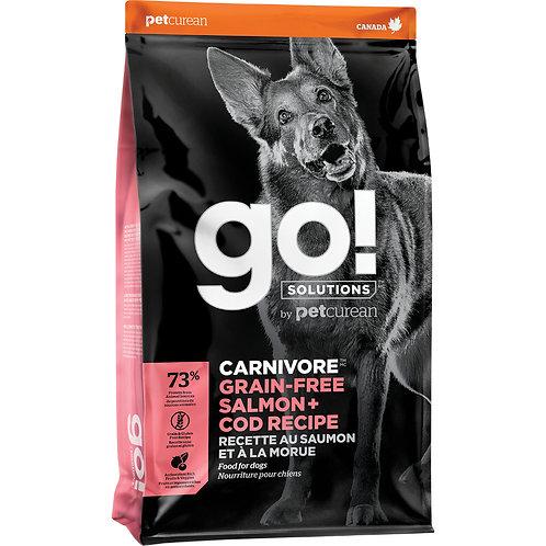 GO! Carnivore GF Salmon & Cod