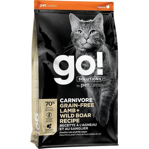 GO! Carnivore Lamb & Wild Boar