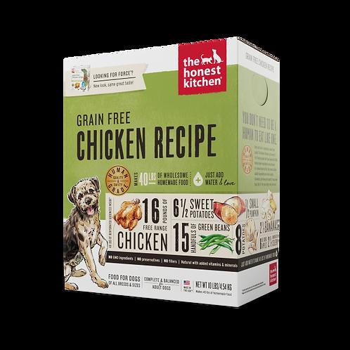 HK Dog Dehydrated GF Chicken